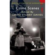 crime scenes - david stuart davies - wordsworth