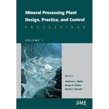 portada mineral processing plant design, practice and control