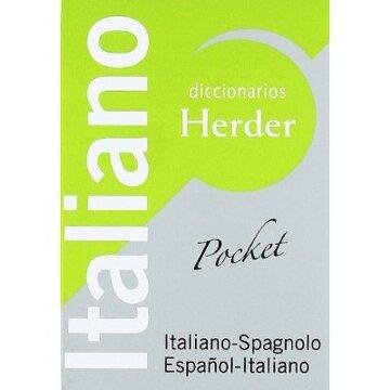 portada diccionario pocket italiano herder