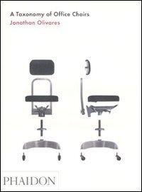 portada A Taxonomy of Office Chairs (libro en Inglés)