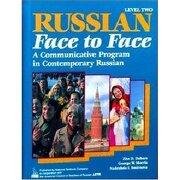 russian face to face level 2 student boo - glencoe - mc graw-hill