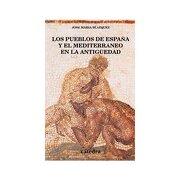 los pueblos de españa y el mediterráneo en la antigüedad - j. m. blázquez - ediciones cátedra