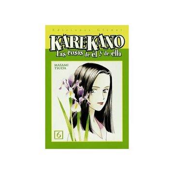 portada kare kano # 06 (de 21)