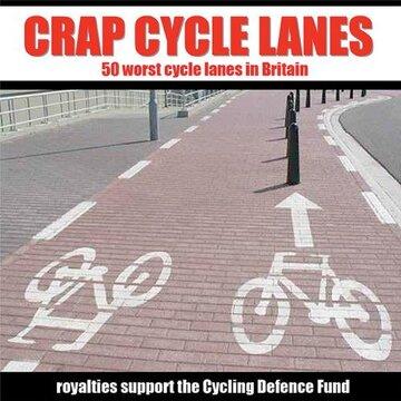 portada crap cycle lanes