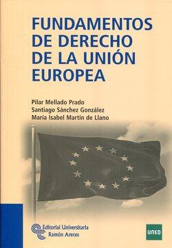 portada fundamentos de derecho de la unión europea