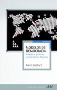 Modelos de Democracia - Arend Lijphart - Ariel