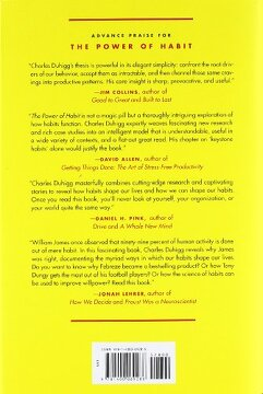 portada the power of habit: why we do what we do in life and business