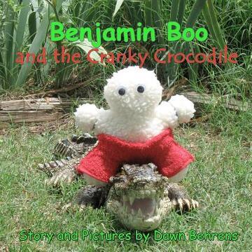portada benjamin boo and the cranky crocodile
