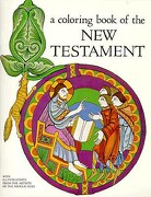 A Coloring Book of the New Testament - Bellerophon Books - Bellerophon Books