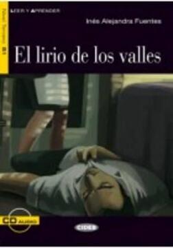 portada el lirio de los valles+cd