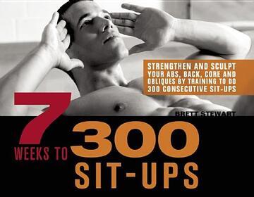 portada 7 weeks to 300 sit-ups