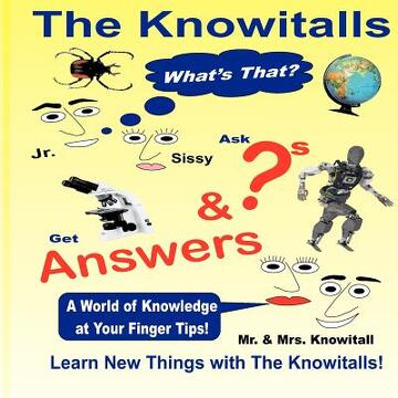 portada the knowitalls - what's that?