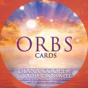 Orbs Cards (libro en Inglés) - Diana Crosswell  Kathy Cooper - Findhorn Press