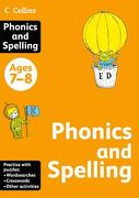 Collins Phonics and Spelling: Ages 7-8 (libro en inglés) - Harpercollins Uk - Harper Collins