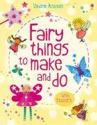 Fairy Things to Make & Do - Gilpin, Rebecca - Usborne Books