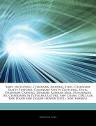 Articles on Saws, Including: Chainsaw, Andreas Stihl, Chainsaw Safety Features, Chainsaw Safety Clothing, Stihl, Chainsaw Carving, Dolmar, Alaskan (libro en inglés) - Hephaestus Books - Hephaestus Books