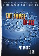 The Power of Six - Lore, Pittacus - Turtleback Books