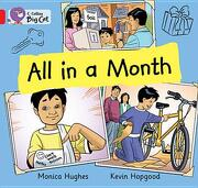 All in a Month Workbook (Collins big Cat) (libro en inglés) - Harpercollins Uk - Harpercollins Publishers