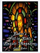 Baker's Fill-In Bible Puzzle Magazine - Baker, Odell - Authorhouse