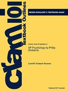Studyguide for AP Psychology by Philip Zimbardo, ISBN 9780131960701 - Cram101 Textbook Reviews - Academic Internet Publishers