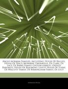 Articles on Anglo-Norman Families, Including: House of Balliol, House of Percy, Mowbray, Umfraville, de Clare, de Lacy, de Barry Family, Gatton (Famil (libro en inglés) - Hephaestus Books - Hephaestus Books