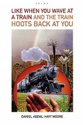 Like When You Wave at a Train / Poems - Moore, Daniel Abdal-Hayy - Ecstatic Exchange/Daniel Abdal-Hayy Moore