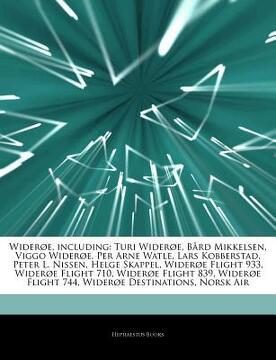 portada articles on wider e, including: turi wider e, b rd mikkelsen, viggo wider e, per arne watle, lars kobberstad, peter l. nissen, helge skappel, wider e