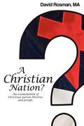 A Christian Nation? - Rosman, David A. - IVC Publishing