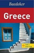 greece baedeker guide -  - mairs geographischer verlag,kurt ma
