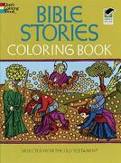 bible stories coloring book - dover publications inc,bible,coloring books - dover publications