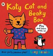 Katy Cat and Beaky Boo. Lucy Cousins - Cousins, Lucy - Walker & Company