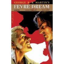portada george r. r. martin`s fevre dream