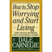 portada how to stop worrying and start living