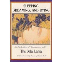 portada sleeping, dreaming, and dying