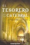 portada El tesorero de la Catedral (Narrativa (books 4 Pocket))