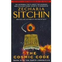 portada the cosmic code,book vi of the earth chronicles