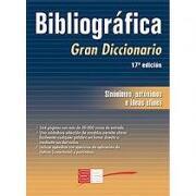 gran diccionario  sinónimos, antónimos e ideas afines rus -  tirso morrison - bibliográfica internacional