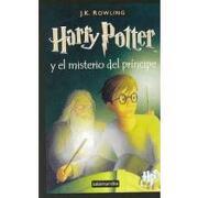 harry potter y el misterio del principe / harry potter and the half-blood prince - j. k. rowling - lectorum pubns