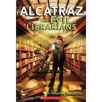 portada alcatraz versus the evil librarians