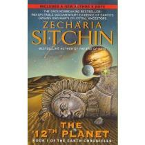 portada the 12th planet,book i of the earth chronicles