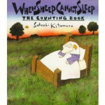 portada when sheep cannot sleep,the counting book