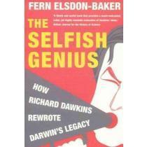portada the selfish genius,how richard dawkins rewrote darwin´s legacy