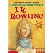 conversations with j. k. rowling - lindsey fraser - scholastic paperbacks