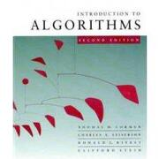 introduction to algorithms - thomas h. (edt) cormen - mit pr