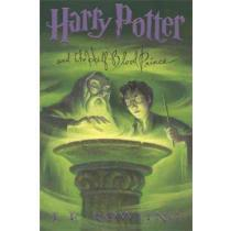 portada harry potter and the half-blood prince