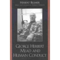 portada george herbert mead and human conduct