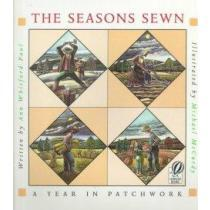 portada the seasons sewn,a year in patchwork
