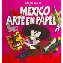 portada mexico, arte en papel/ mexico, paper art