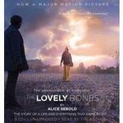 the lovely bones -  alice sebold - hachette audio