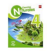 portada planeta amigo - ciencias naturales 4° básico